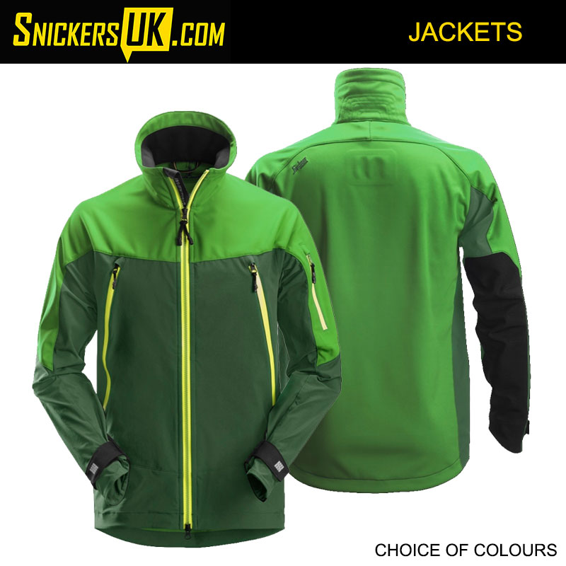 Snickers 1940 FlexiWork Full Stretch Jacket | Snickers Jackets