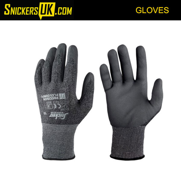 Snickers 9323 Precision Flex Comfy Gloves - Snickers Gloves