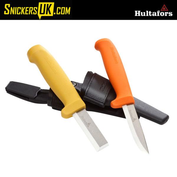 Hultafors STK Chisel Knife & HVK Craftsmen's Knife