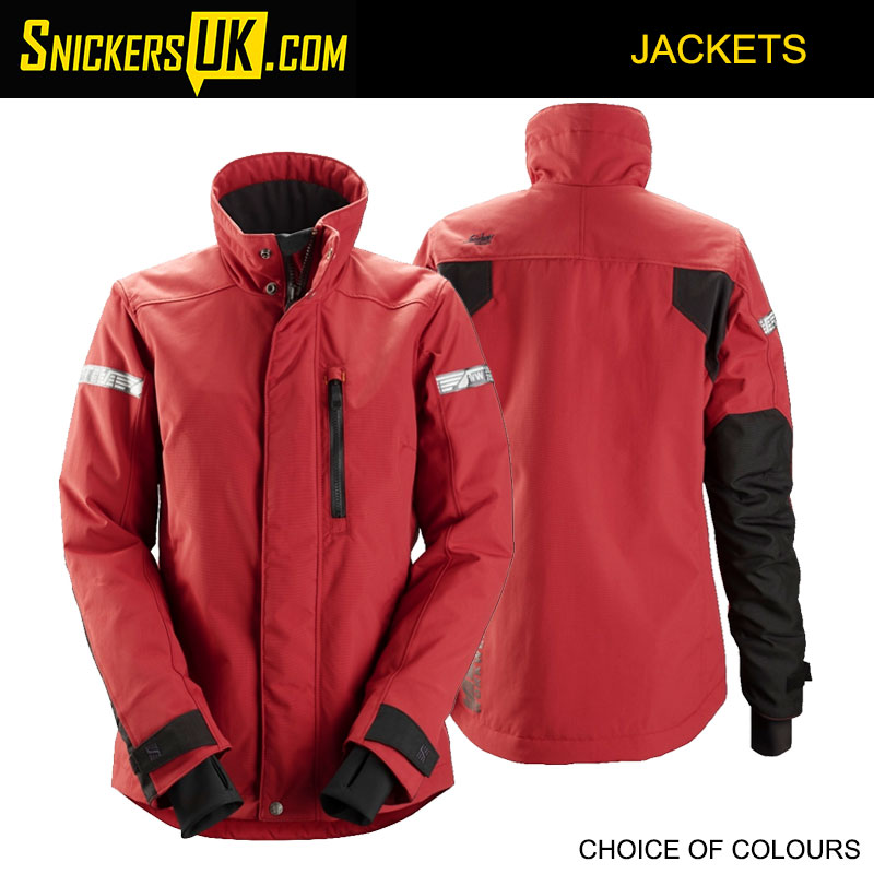 Snickers 1107 AllRoundWork Women's 37.5 Insulated Jacket - Snickers Jackets