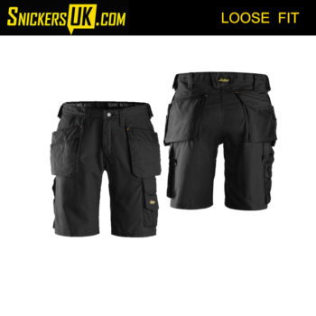 Snickers 3014 Canvas Holster Pocket Shorts - Snickers Shorts