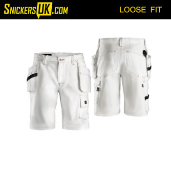 Snickers 3075 Painter's Holster Pocket Shorts