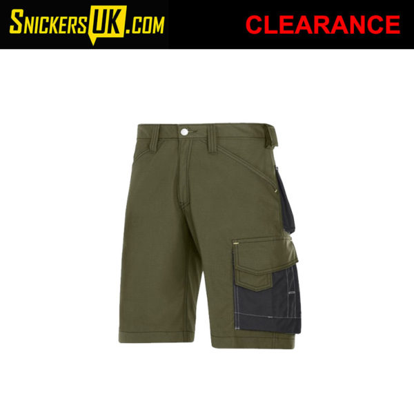 Snickers 3123 Rip Stop Non Holster Pocket Shorts