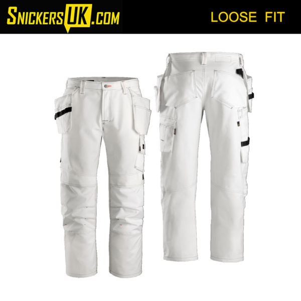 Snickers 3275 Painter's Holster Pocket Trousers - Snickers Work Trousers