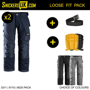 Snickers 3311 CoolTwill Non Holster Pocket Trousers