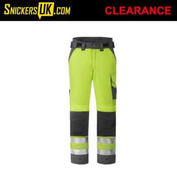 Snickers 3639 High-Vis Winter Trousers