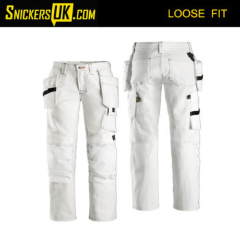 Snickers 3775 Women's Painter Holster Pocket Trousers