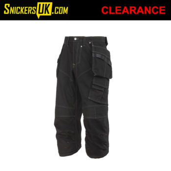 Snickers 3923 3/4 Pirate Holster Pocket Trousers