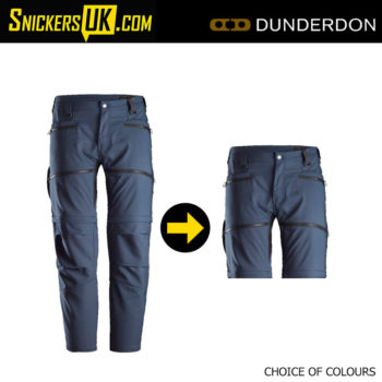 Dunderdon P17 Zip Off Trousers - Dunderdon Trousers