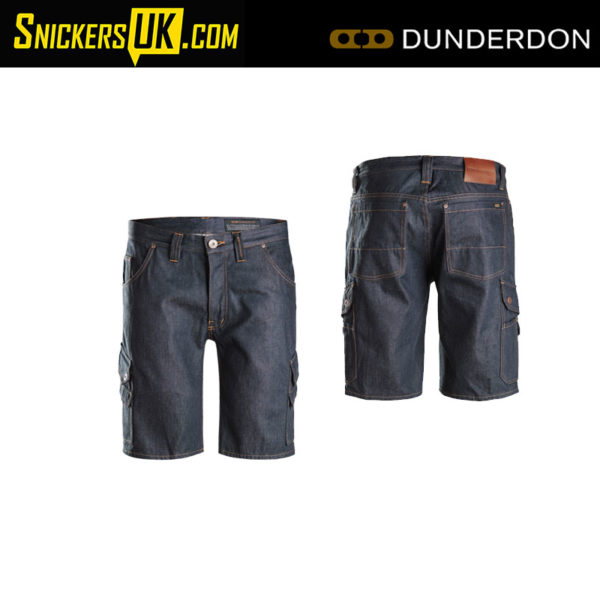 Dunderdon P60S Cordura Denim Shorts