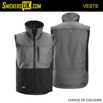 Snickers 4548 AllRoundWork Winter Vest | Snickers Workwear