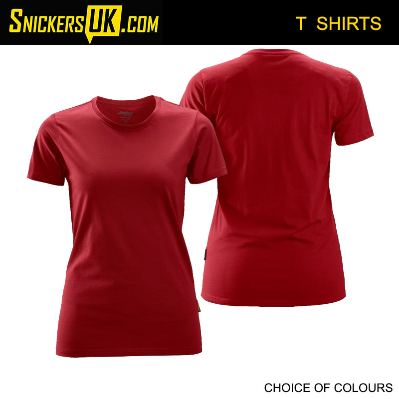 Snickers 2516 Women's T Shirt