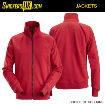 Snickers 2886 Full Zip Sweatshirt Jacket - Snickers Workwear