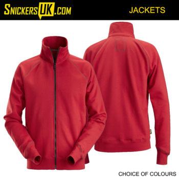 Snickers 2886 Full Zip Sweatshirt Jacket - Snickers Workwear