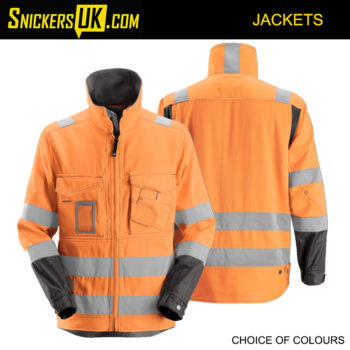 Snickers 1633 High-Vis Jacket | Snickers Jackets