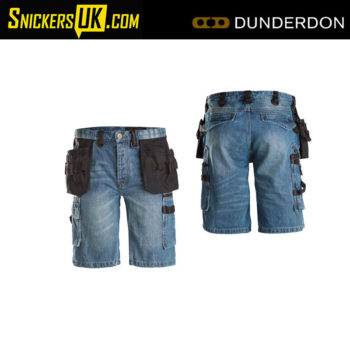 Dunderdon P55S Carpenter Denim Shorts