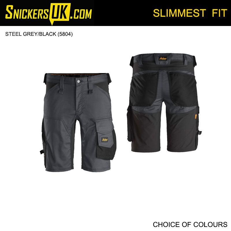 Snickers 6143 AllRoundWork Stretch Non Holster Shorts