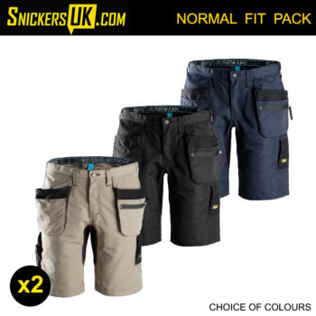 Snickers 6101 LiteWork 37.5 Holster Pocket Shorts