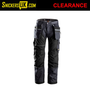 Snickers 6204 RuffWork Denim+ Holster Pocket Trousers