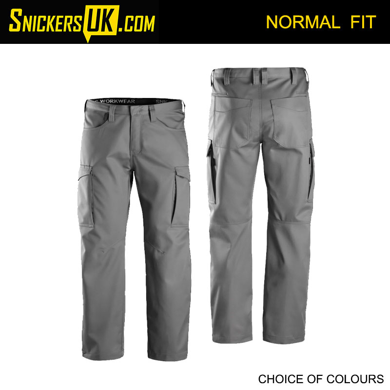 Snickers 6800 Service Line Trousers - Snickers Work Trousers