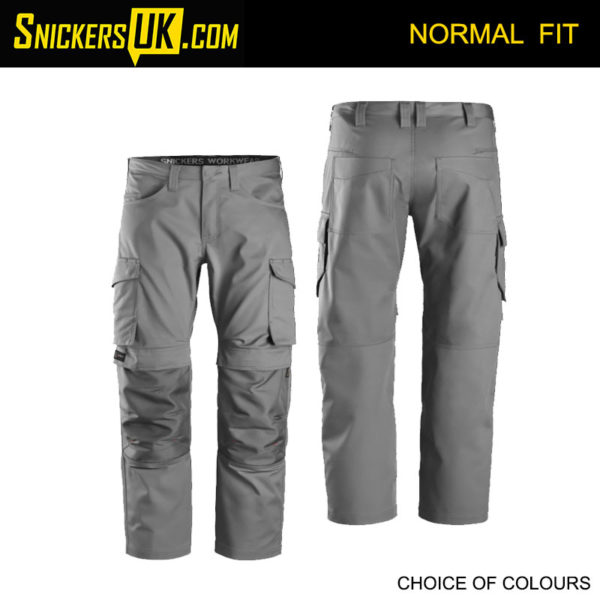 Snickers 6801 Service Line Trousers - Snickers Work Trousers