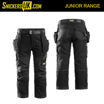 Snickers 7505 Junior FlexiWork Trousers