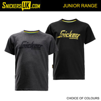 Snickers 7510 Junior Logo T Shirt
