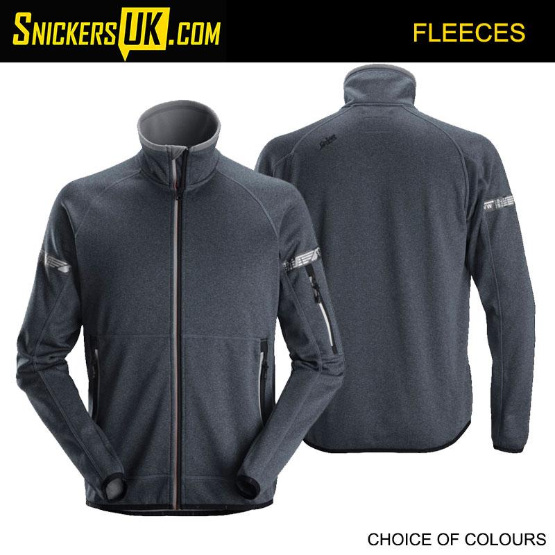Snickers 8004 AllroundWork® 37.5 Fleece Jacket