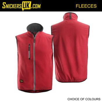 Snickers 8014 A.I.S. Fleece Vest
