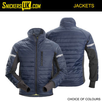 Snickers 8101 AllRoundWork 37.5 Insulator Jacket | Snickers Jackets