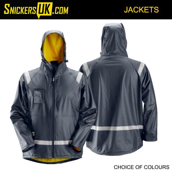 Snickers 8200 PU Rain Jacket