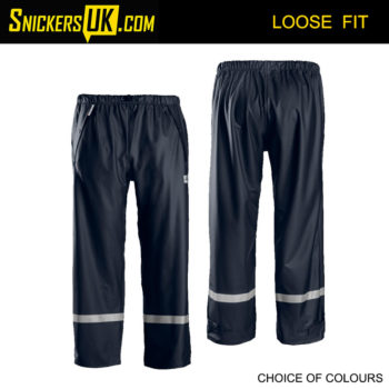 Snickers 8201 PU Rain Trousers