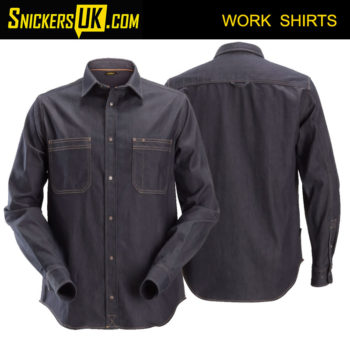 Snickers 8555 AllRoundWork Denim Shirt