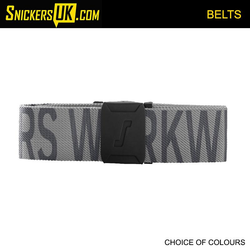 Snickers 9004 Logo Belt - Snickers Workwear Belts