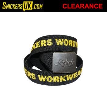 Snickers 9005 Ergonomic Logo Belt