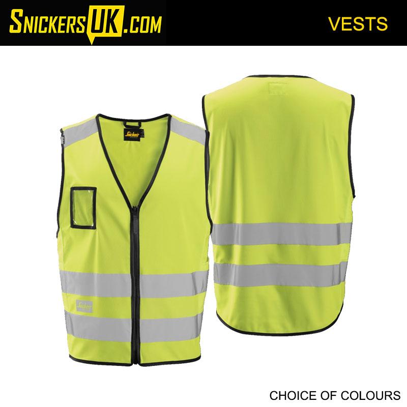 Snickers 9153 High Vis Vest