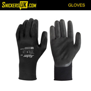 Snickers 9327 Power Flex Guard Gloves - Snickers Gloves
