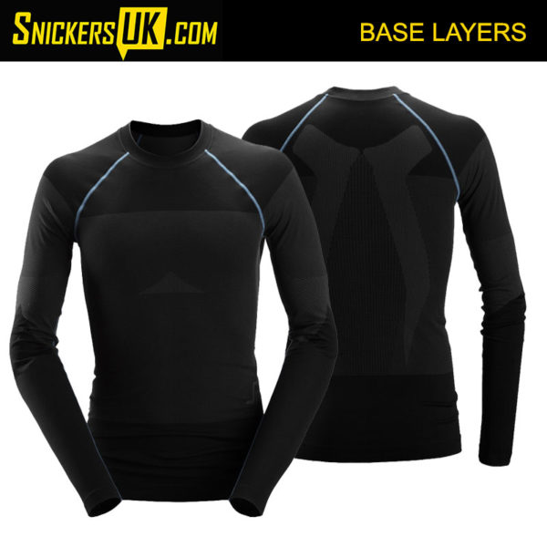 Snickers 9418 LiteWork Seamless 37.5® Long Sleeve Shirt | Snickers Workwear