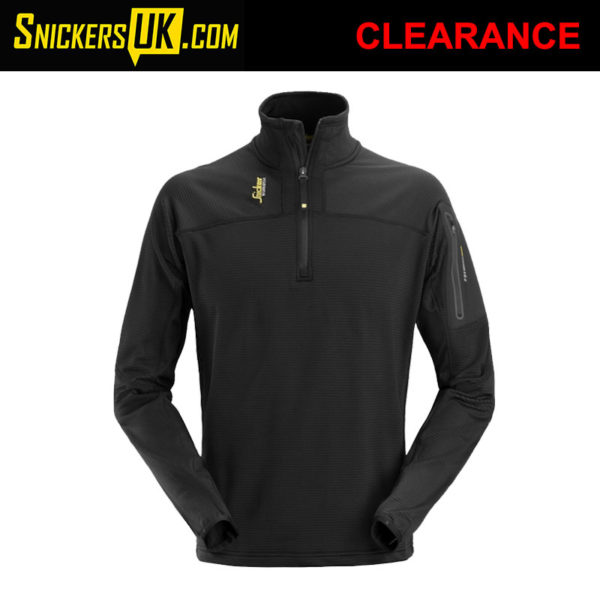 Snickers 9435 Body Mapping ½ Zip Micro Fleece Pullover