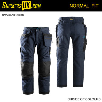Snickers 6206 LiteWork Euro Holster Pocket Trousers
