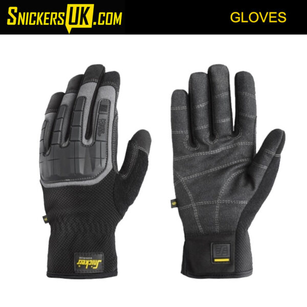 Snickers 9584 Power Tufgrip Gloves - Snickers Gloves