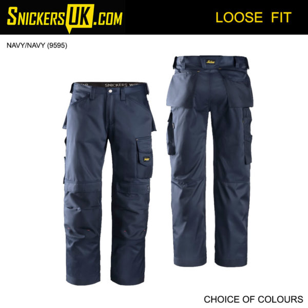 Snickers 3312 Duratwill Non Holster Pocket Trousers