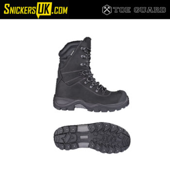 Toe Guard Alaska S3 Safety Boot - Safety Footwear