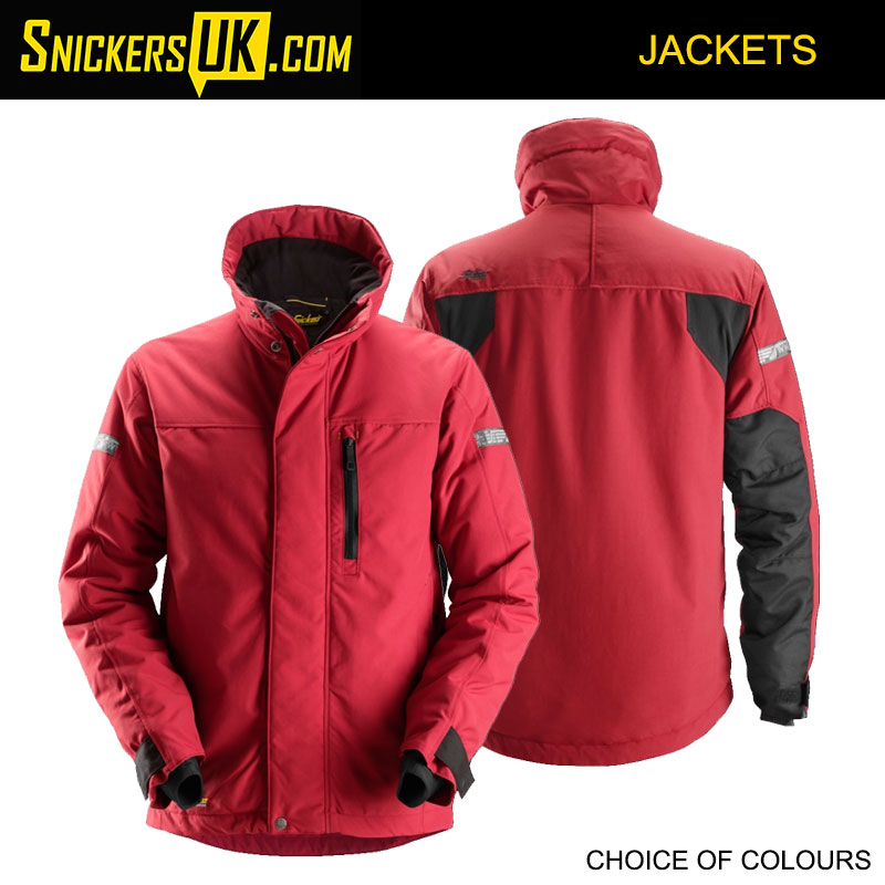 Snickers 1100 AllRoundWork 37.5 Insulated Jacket | Snickers Jackets