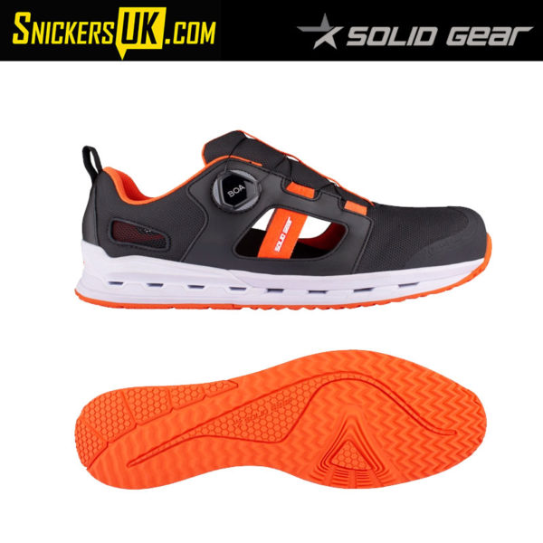 Solid Gear Tempest Safety Trainer