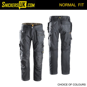 Snickers 6200 AllRoundWork Euro Holster Pocket Trousers - Snickers Work Trousers