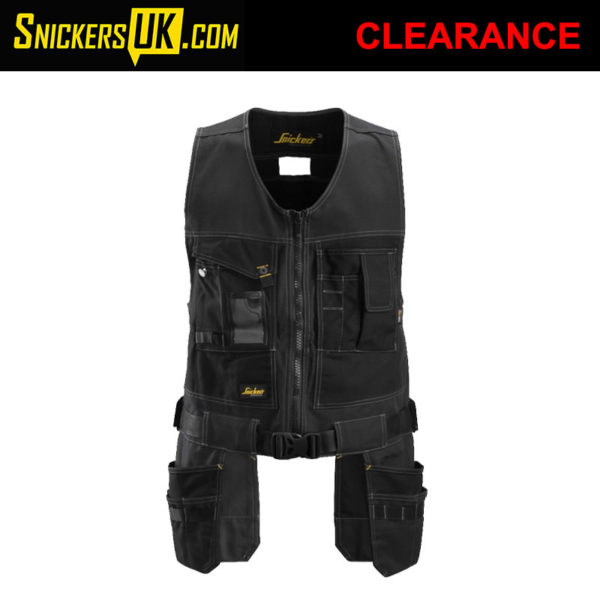 Snickers 4254 Canvas+ Tool Vest