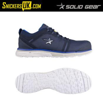 Solid Gear Revolution Dawn Safety Trainer - Safety Footwear