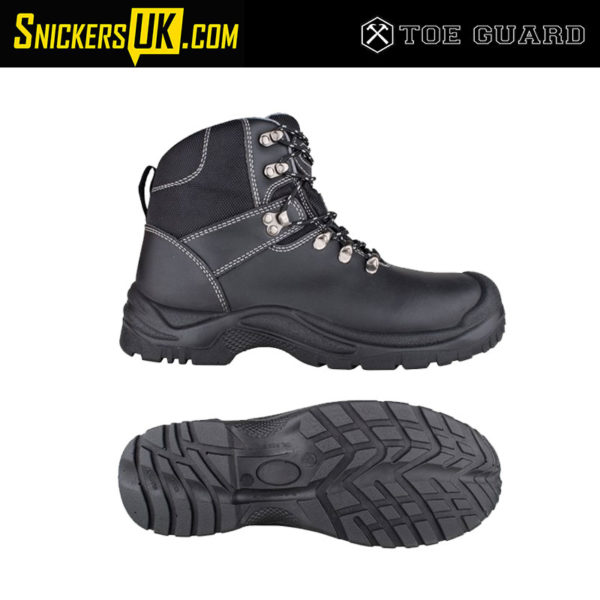 Toe Guard Flash Safety Boot - Safety Footwear