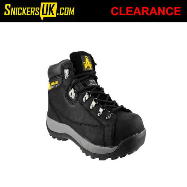 Amblers Safety FS123 Black Mid Safety Boot